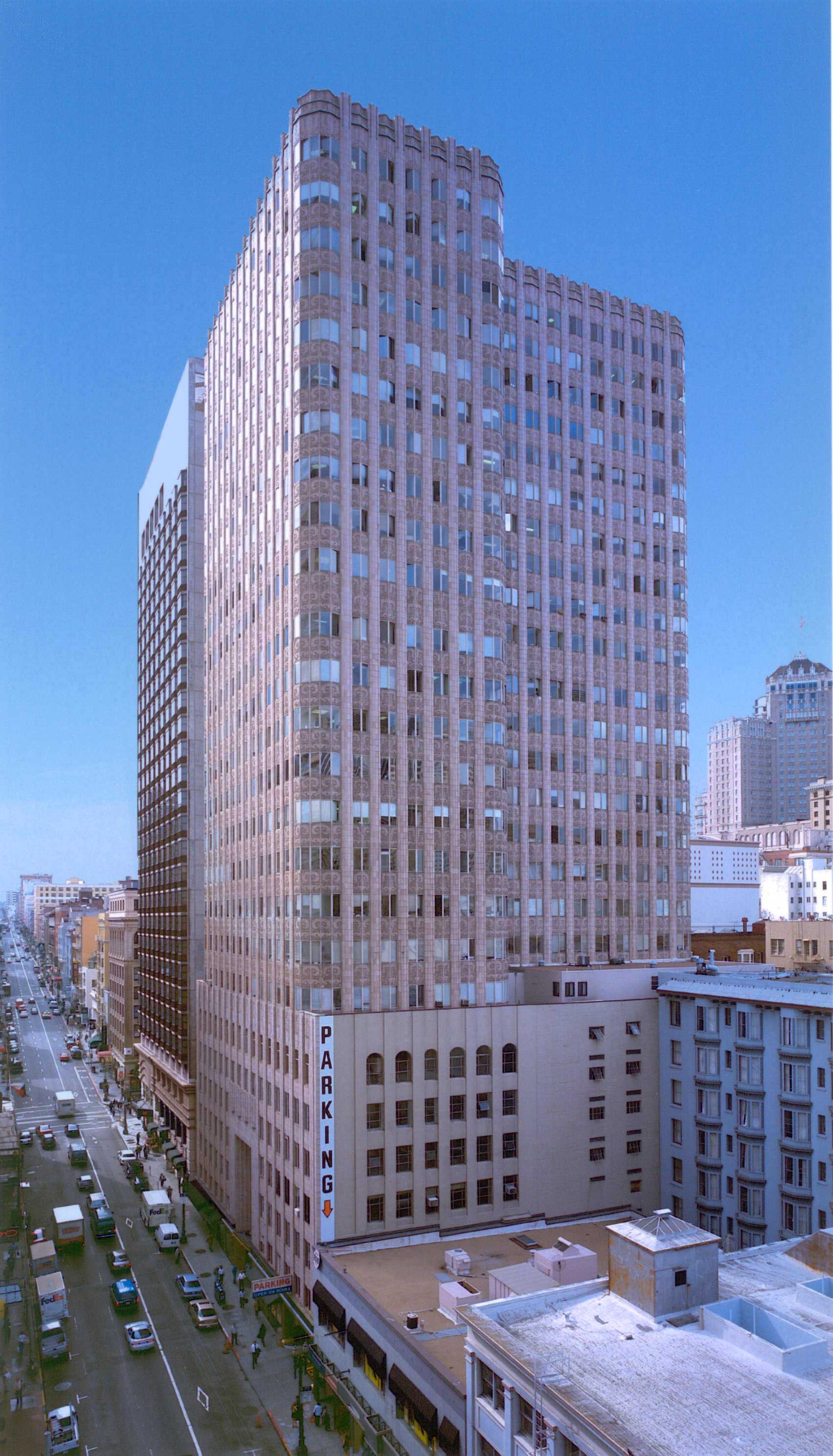 450 Sutter Building - PHOTO GALLERY