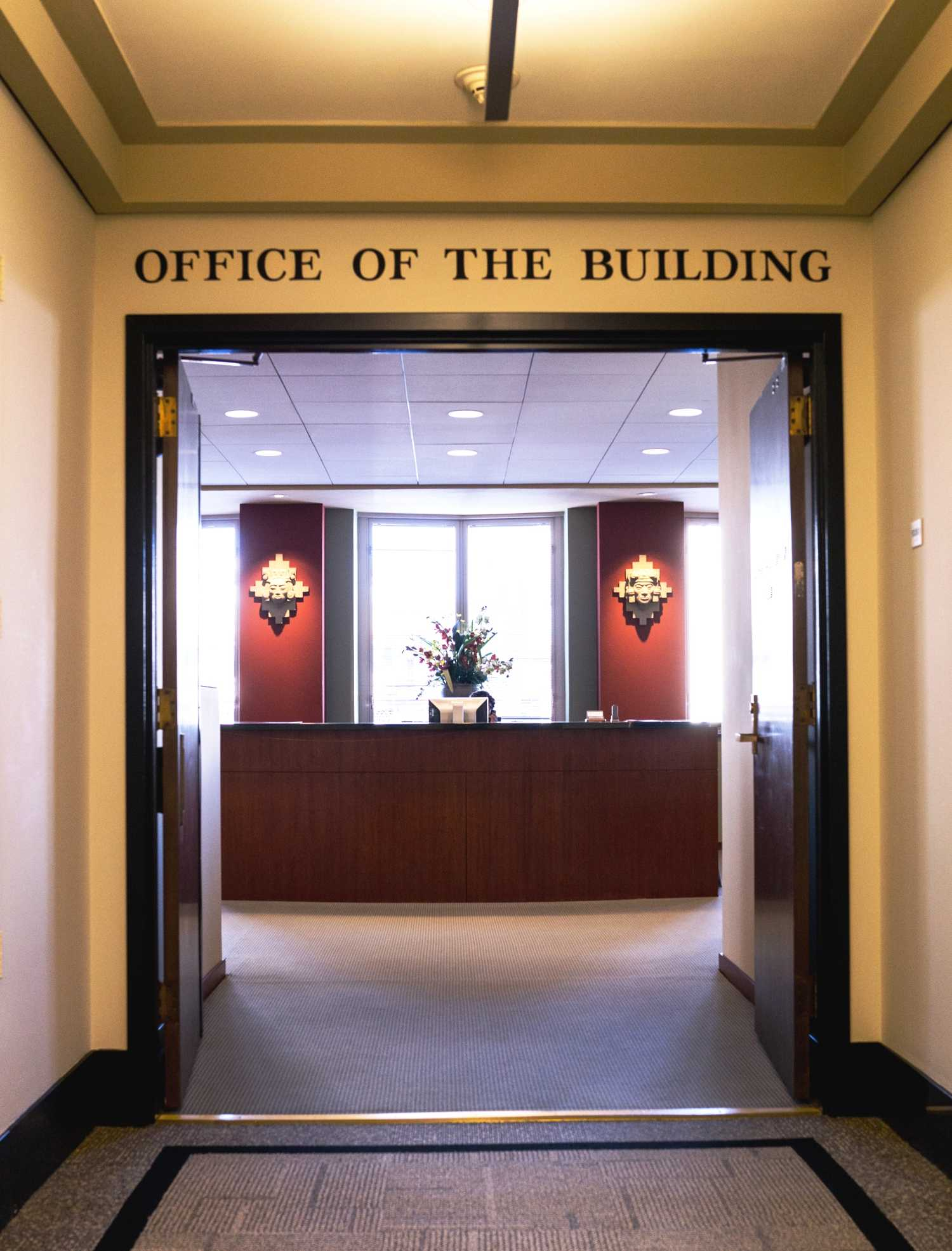 450 Sutter Building - CONTACT US