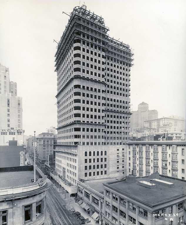 450 Sutter Building - 450 SUTTER BUILDING